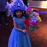 Balloon Flowers Princess