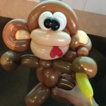 Balloon Monkey Sculpting