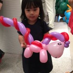 Balloon Pony Sculpture