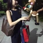 Balloon Raindeer Sculpture
