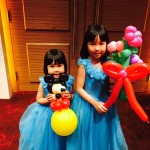 Balloon Sculpting Service for kids