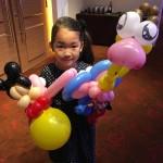 Cartoon Balloon Sculpting Singapore