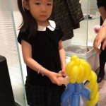 Fendi Event Balloon Sculpting