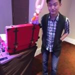 Kaden Tan Balloon Artist