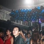 Balloon Drop at Club Soul