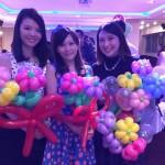 Balloon Flowers Sculptures 1024x768
