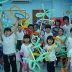 Balloon Twisiting Workshop
