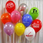 Custom Print Round Balloons