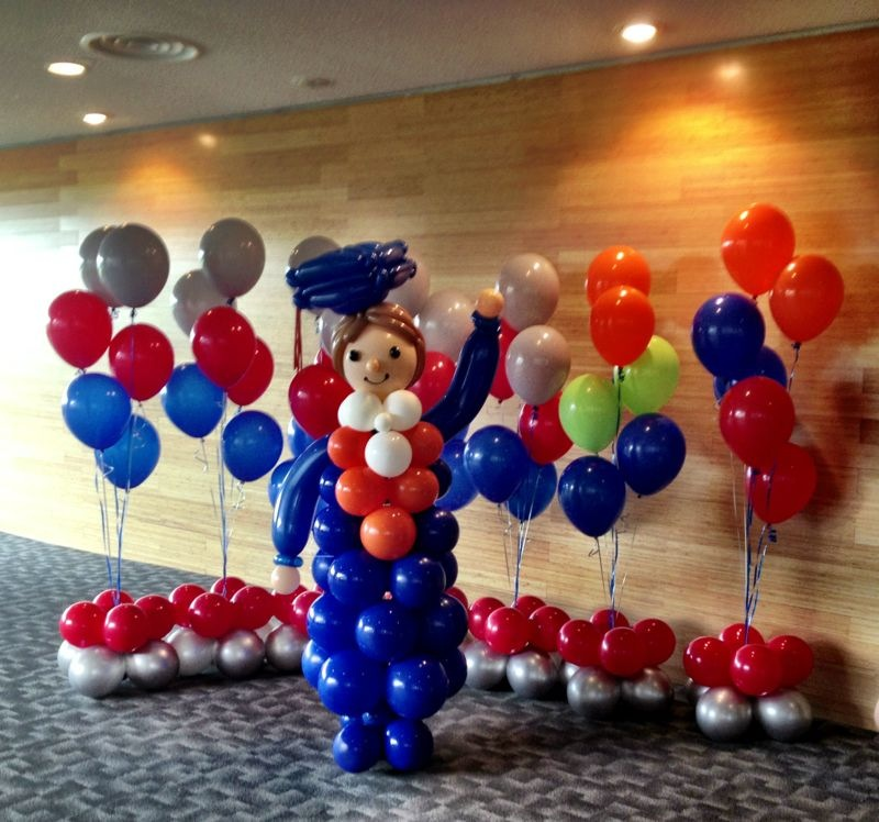 Helium Balloon Bundle