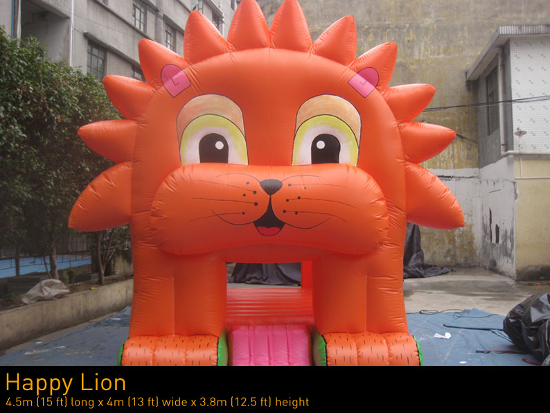 Inflatable-Lion
