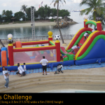 Inflatable Sport Obstacles