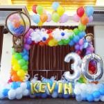 Balloon Rainbow Photoframe 1024x761