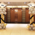 Star Balloon Column Pillar Stand 1024x766
