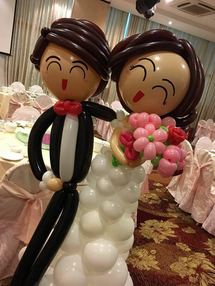 balloon couples
