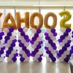 Yahoo Balloon Columns
