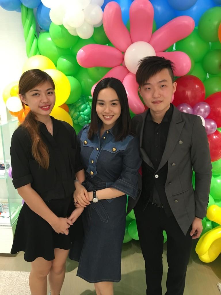 Balloon Artist Fendi Singapore