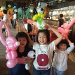 Balloon Sculpting Birthday Party