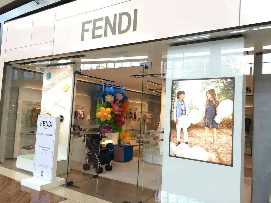 Fendi Kids MBS