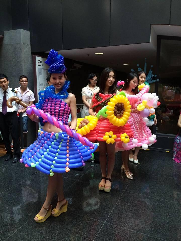 Guang Zhou Balloon Exhibition