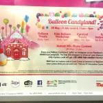 AMK Hub Balloon Candyland poster