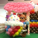 Balloon Artist Kelly Sashimi