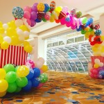 Balloon Candy Arch Singapore