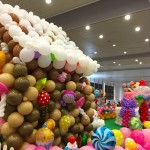 Balloon Candy Land