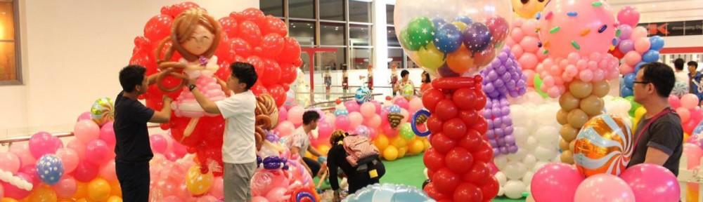 Balloon Candy Land Singapore
