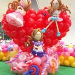 Balloon Candy Tree