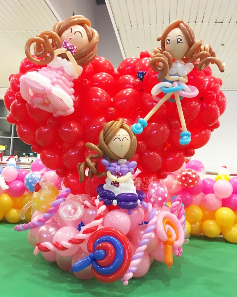Balloon Candy Tree