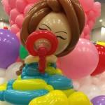 Balloon Candy girl