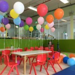 Balloon Decorations for Kids Party