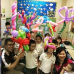 Balloon Sculpting for birthday