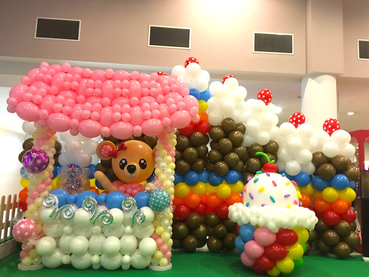 Published June 9, 2016 at 1232 × 924 in Candy Land Balloons Singapore