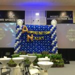 Cutomised Balloon Stage Backdrop