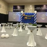 Event Balloon Stage Backdrop