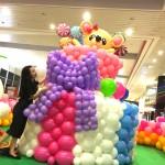 Kelly Sashimi Balloons