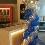 Premium Star Balloon Column