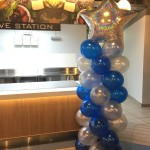 Premium Star Balloon Pillar