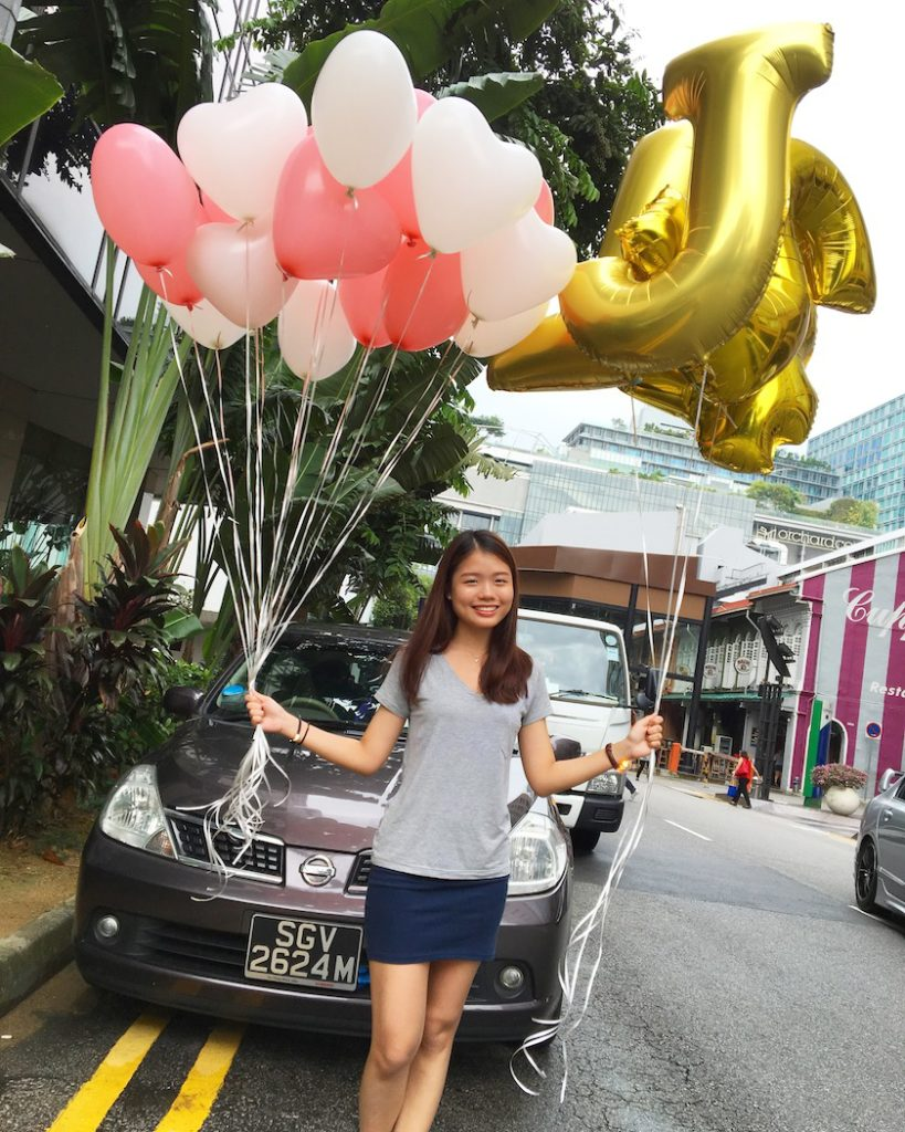 Helium Balloon Delivery Singapore