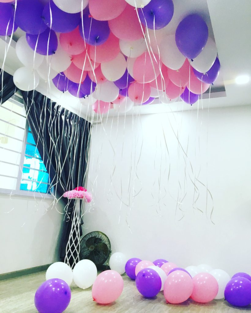 helium balloon decorations THAT Balloons