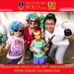 Singapore POLO club Instant Photo Booth