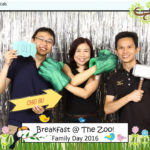 Singapore Zoo Instant Photo Booth Service