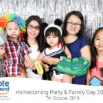 Tote Board Instant Photo Booth Singapore