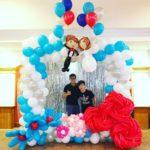Wedding Balloon Photo Booth Singapore