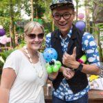 professional balloon sculptor singapore