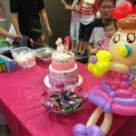 Balloon Baby Sculpture