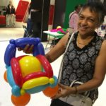 Balloon Car Sculpture