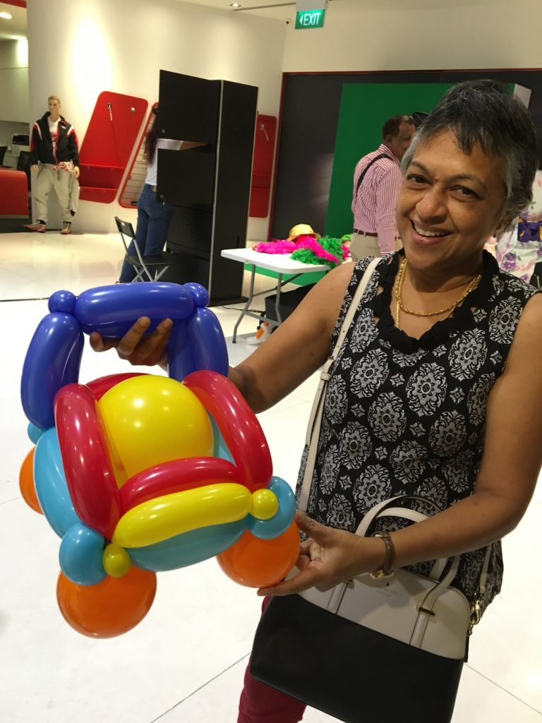 Balloon Car Sculpture