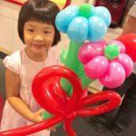Balloon Flower Bouquet Sculpture Singapore